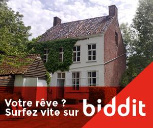 Déjà plus de 1 000 biens immobiliers proposés sur Biddit, la plateforme de ventes immobilière online des notaires